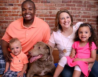 Gary family