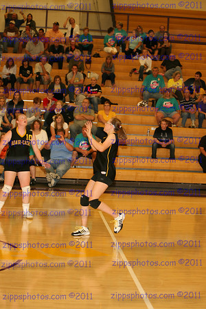 AC vs ICA at Johnston jv vb 9-20-2011