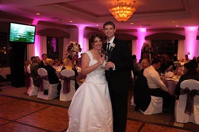 Donna and Chris wedding