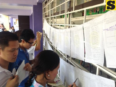 Barangay elections in Taguig City