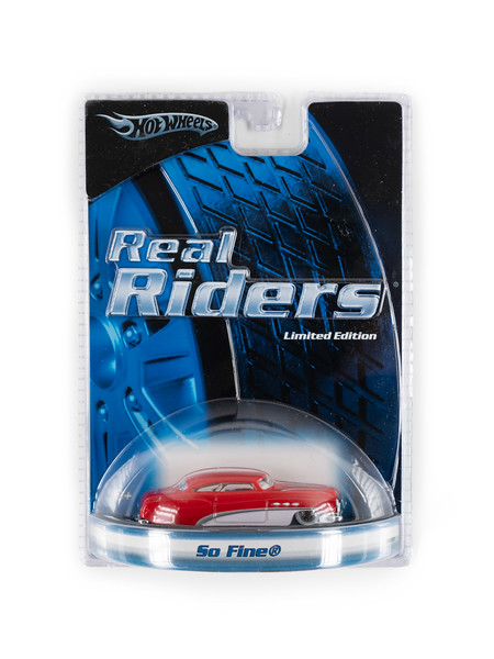 Real Riders Limited Edition