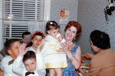 Family Gatherings c1951-1978