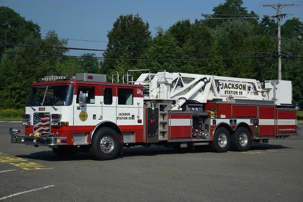 Jackson Fire Company (Jackson)-Station 55