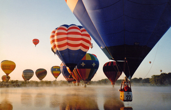 1984-1995 Balloonatic Days