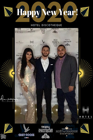 NYE  at Hotel Discotheque