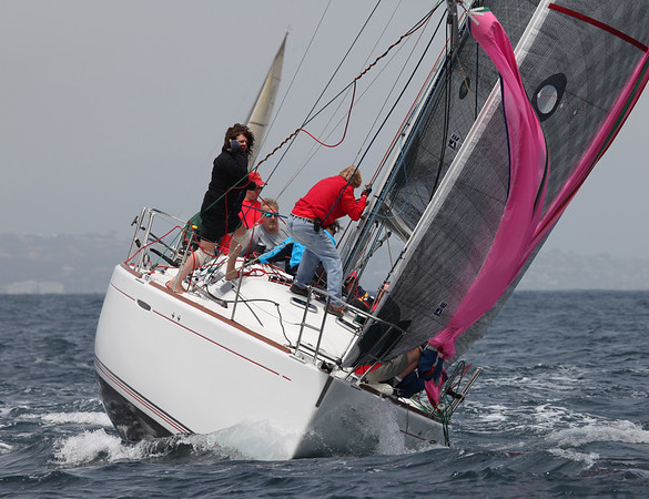 Yachting Cup - Sunday - Man Overboard - Audacious