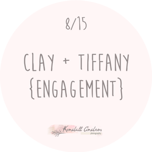 Clay + Tiffany