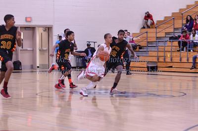 2013-01-02 BHS Basketball VS Berry Academy