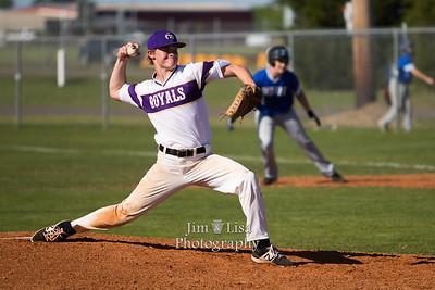 CCS Varsity Baseball vs. Little Axe, April 18