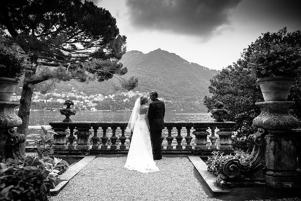 Alex + Laura // Lake Como Wedding