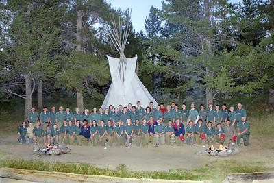 2008 New Fork Staff Photo