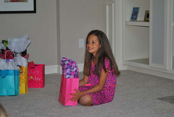 Taya's B-Day Party