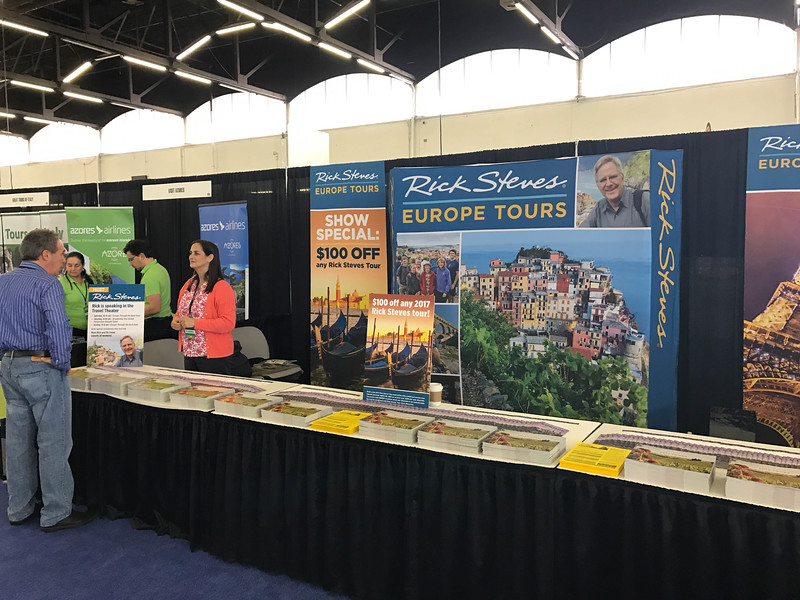 rick steves travel and adventure show