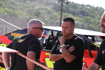 Mr.DIRT Track USA-Lebanon Valley Speedway-Bill McGaffin-8/15/13