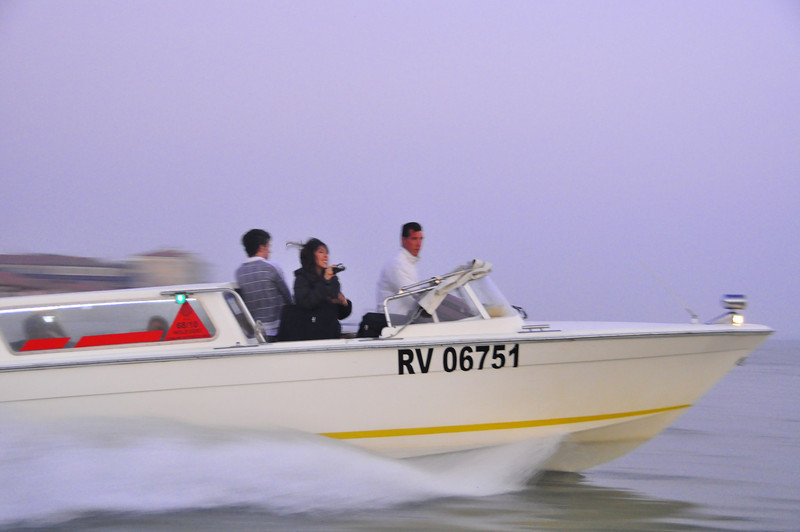 water taxi on the go