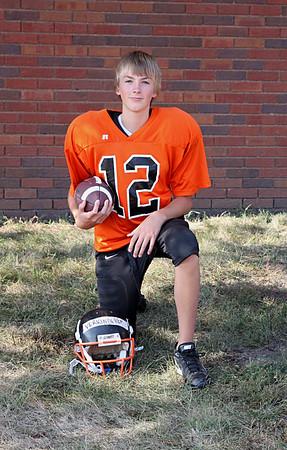 8th Grade Football 2009