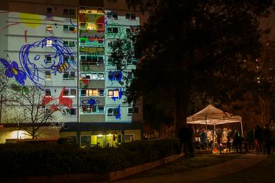 Gertrude St Projection Festival 2014