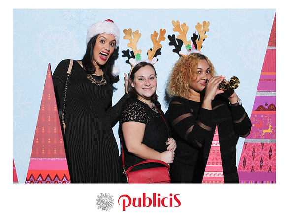 Publicis Holiday Party 2015