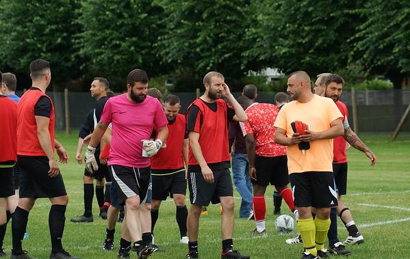 Charity Football @Brandon FBC