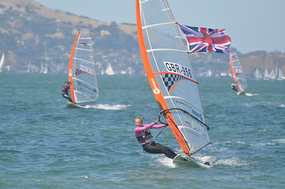 Day 5 Techno Windsurfing World Championships