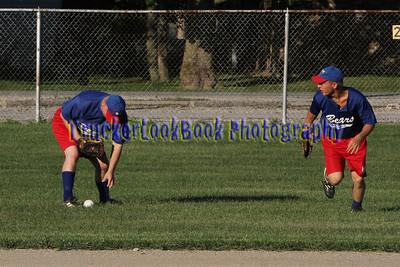 Bears Softball / Lucas County S.O.