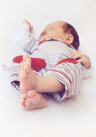 Beau Newborn 2014