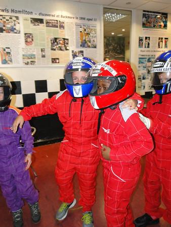 2012 Go-cart Racing (Harry's Birthday)