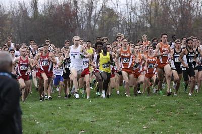 Mens 10K @ 400m- 2015 NCAA D1 XC Championships