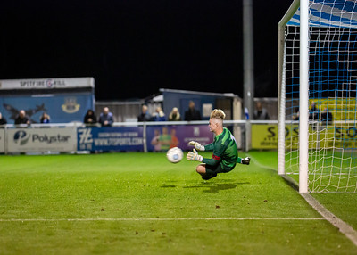 FA Youth Cup Eastleigh v Woking