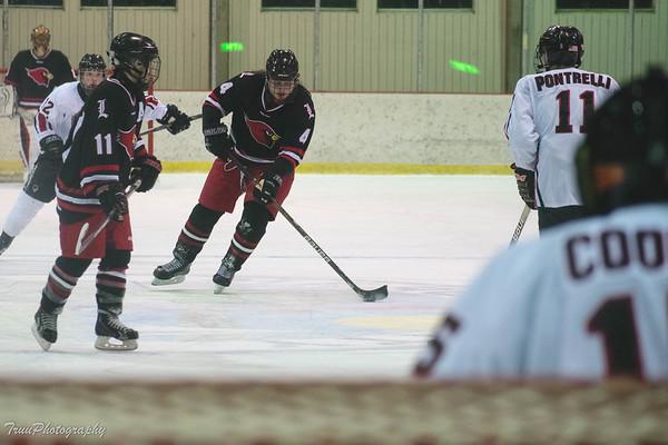 LHS Hockey vs Robbinsville