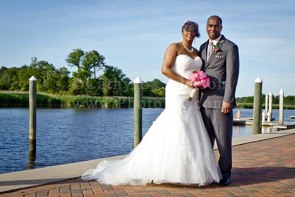 Lakeitha + Si: Suffolk Wedding Photography