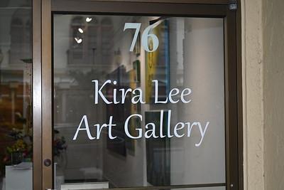 Kira Lee Art Gallery, Sarasota Opening