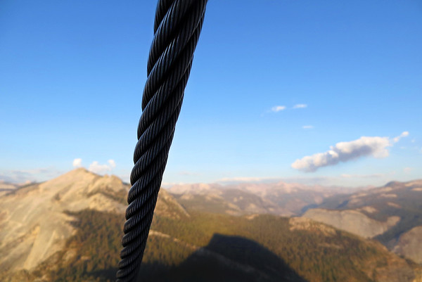 Half Dome: Sep 27-30, 2012