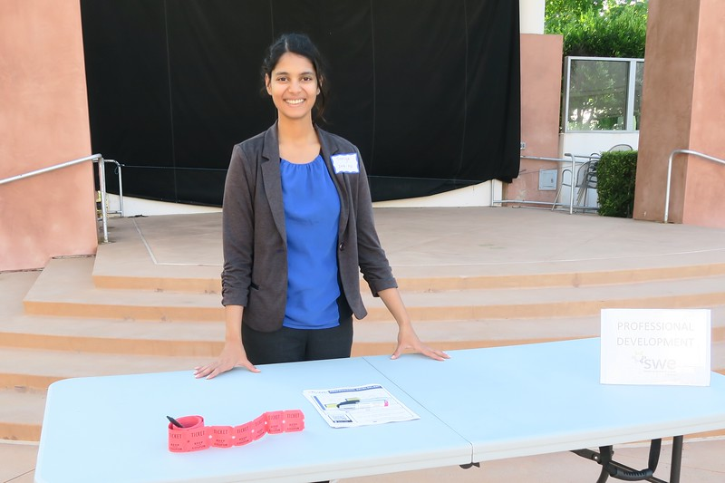 Supriya Thote - our Professional Development Chair