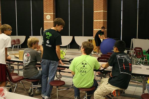 Team Social October 2008