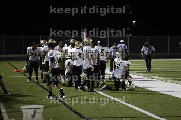 Lanier vs Cedar Creek Football 09_06_12