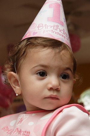 Aryanna's 1st Birthday 2008