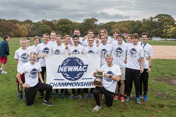 NEWMAC Cross Country Championship 2017