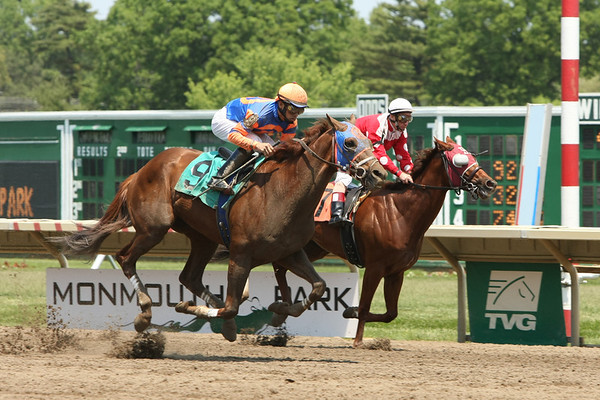 Monmouth Park May 09