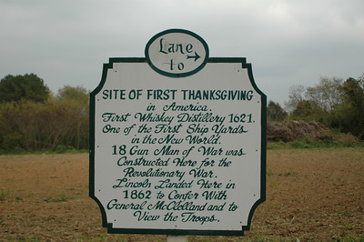 America's First Official Thanksgiving