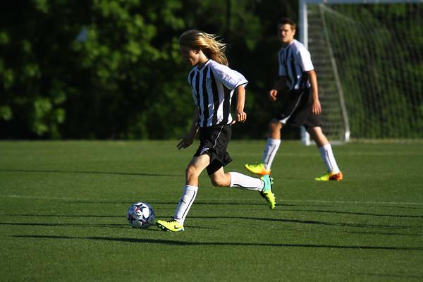 2014 KV Eagles vs Chantilly NOVA Wanderers