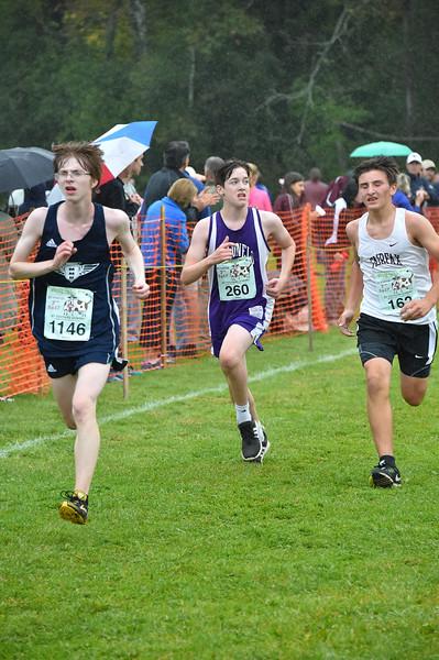 Boys 4 Woods Trail Run 2017-10-07