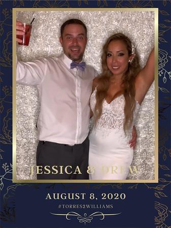 Jessica & Drew 8.8.2020