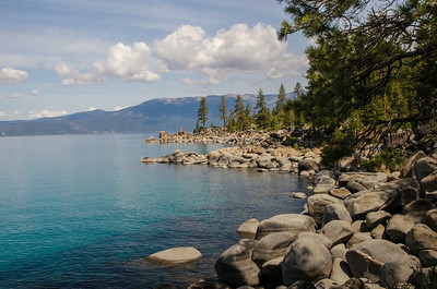 Secret Cove/Lake Tahoe/NV - May, 2014