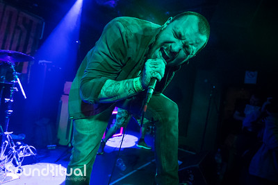 Stoneghost, The Barfly 1 April 2016