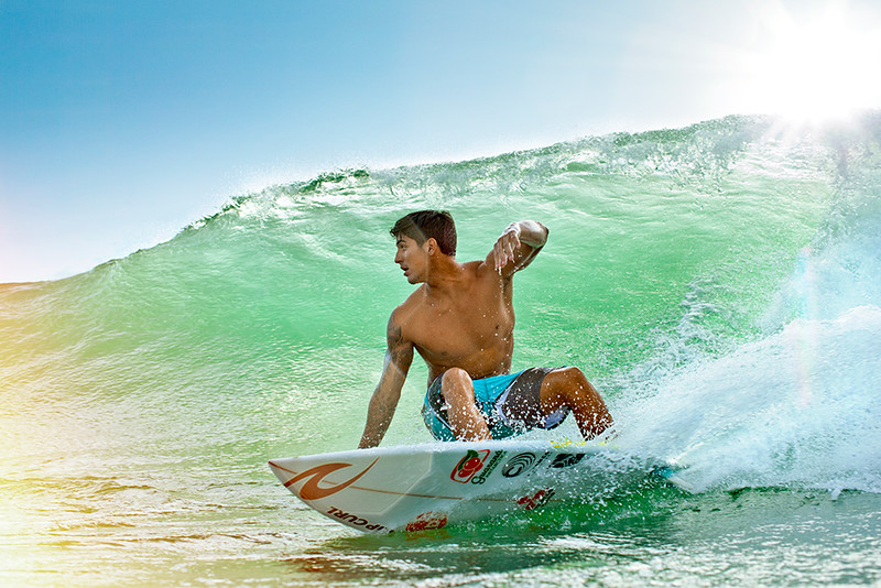 Surfing In New Zealand?