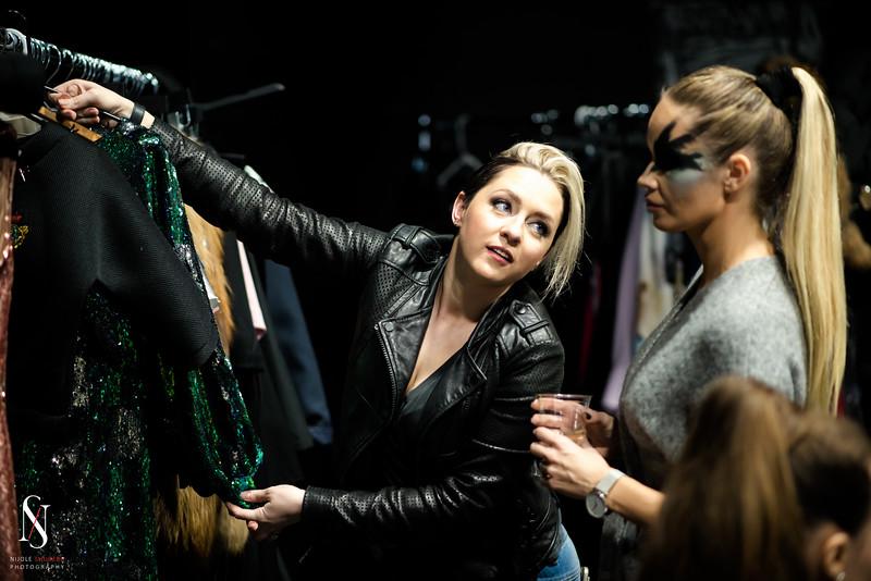 Monique Boutique Fashion Show - Black Swan
