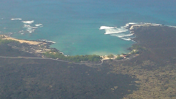 Flight to Maui 2012