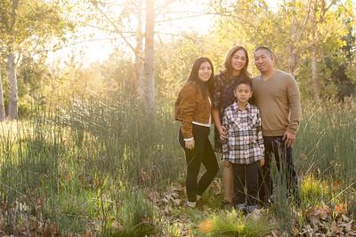 Kim Family Portraits 2018