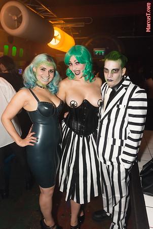 20161111 - Club Antichrist Halloween